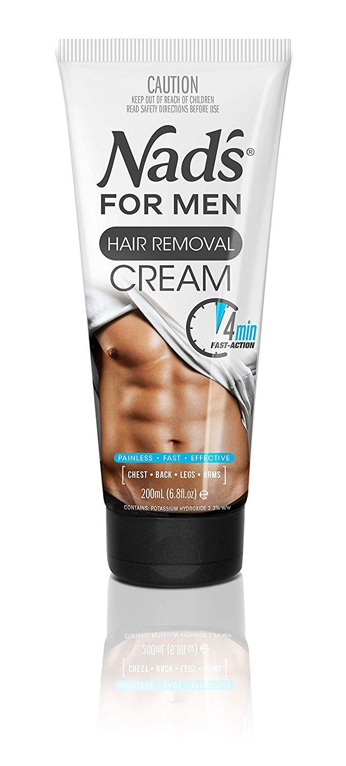 Nads best hair removal cream for men